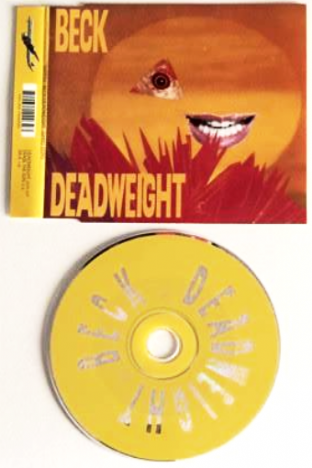 Beck - Deadweight (CD Single) (VG+/EX)